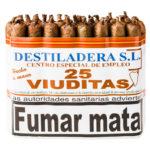 puros. destiladera. Centro Especial de Empleo. breña Alta, isla de La Palma, canarias